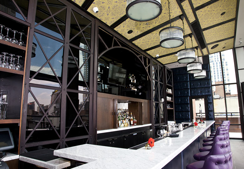 Spyglass Rooftop Bar Nyc Will Quot Make You Look Quot Archer