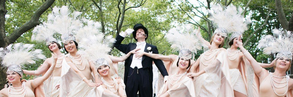 Jazz Age Lawn Party – an Archer Favorite Find