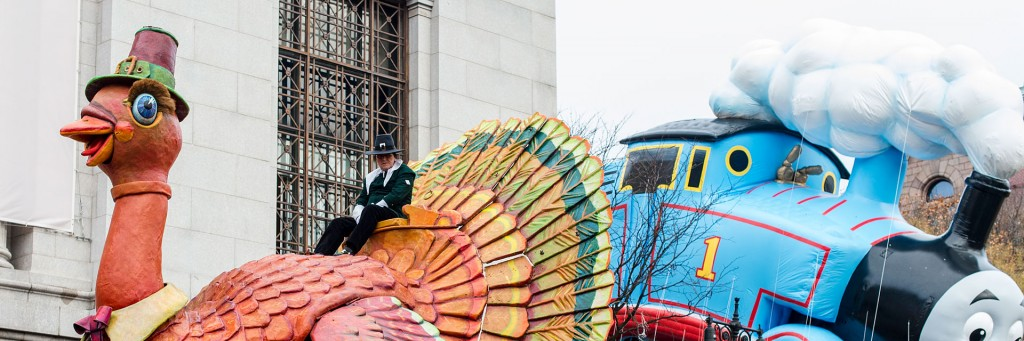 Thanksgiving Day Parade Plans