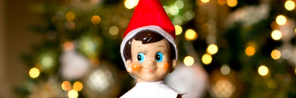 Archie, Manhattan's Elf on the Shelf