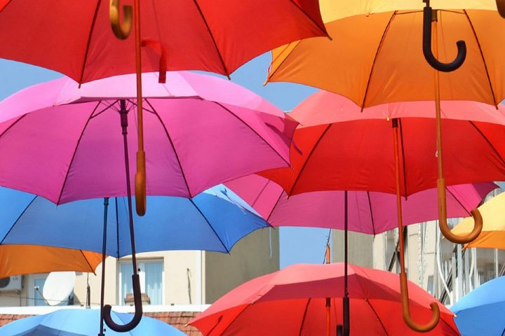 Urban Umbrella Use Guide