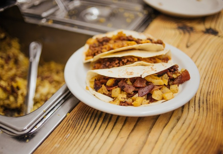 Where to get the best breakfast tacos in Austin