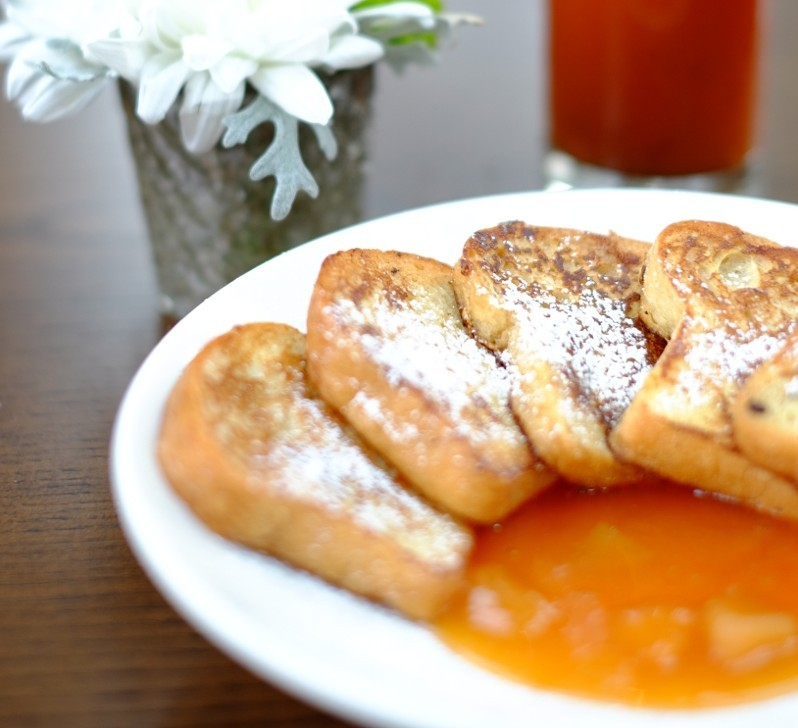 Second Bar + Kitchen's French toast and Bloody Mary