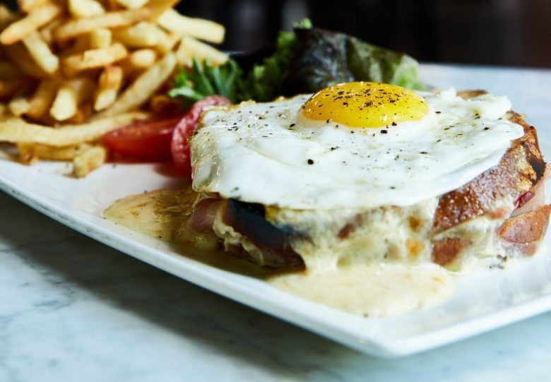 Toulouse Croque Madame