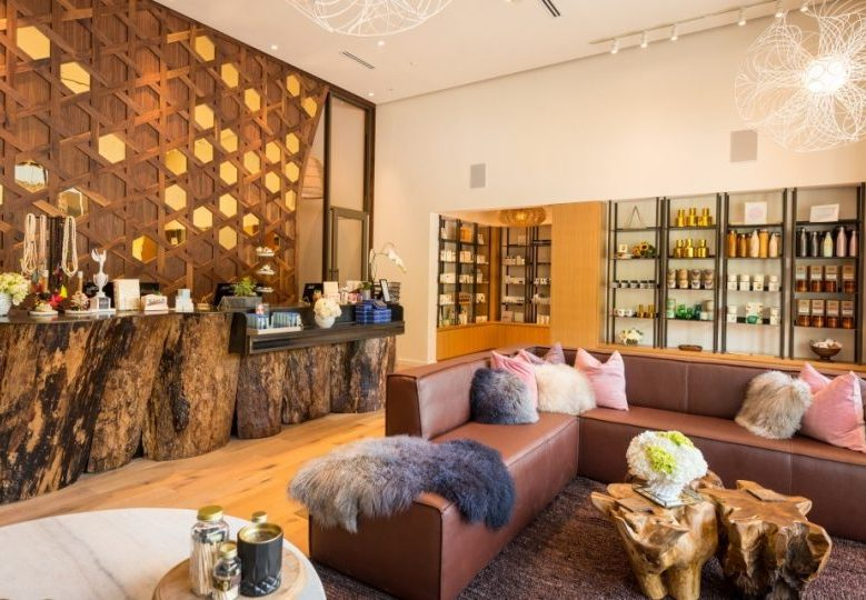 Viva Day Spa's tranquil space in the Domain NORTHSIDE