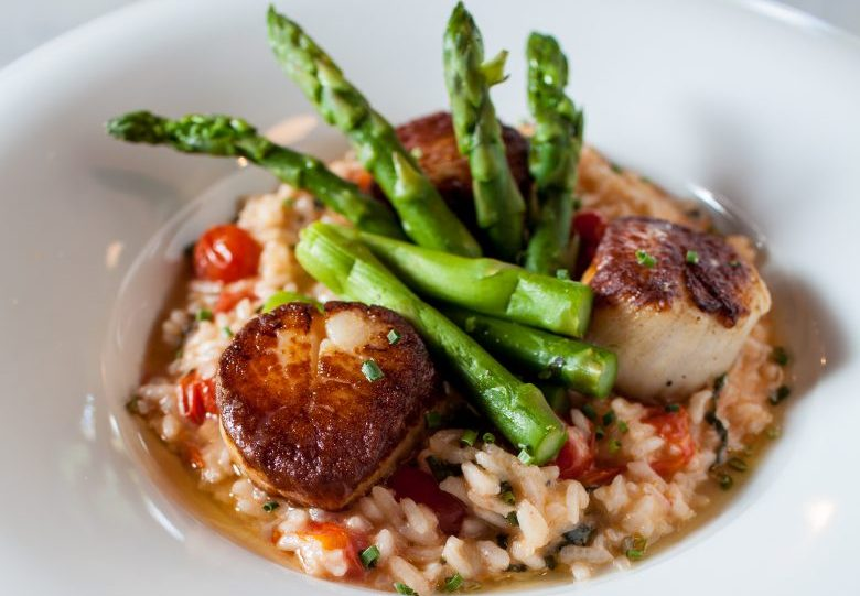 Toulouse Seared Diver Scallops