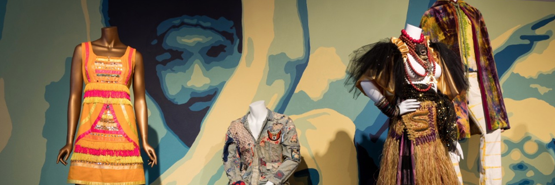Counter-Couture: Handmade Fashion in an American Counterculture at the Museum of Arts and Design