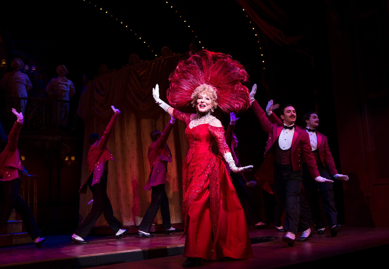 Hello, Dolly! featuring Bette Midler