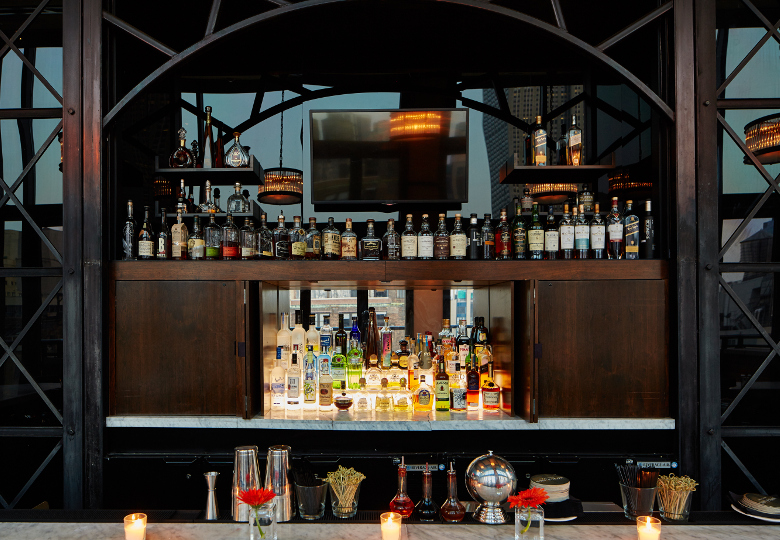Spyglass Rooftop Bar our pick for best nightcap