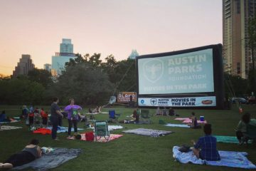 Austin Parks Foundation: Movies in the Park