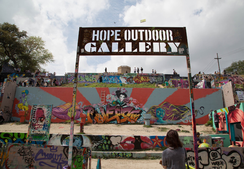 Hope Outdoor Gallery credit Ross Pirtle