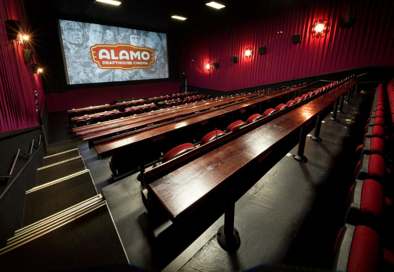 Alamo Drafthouse on South Lamar