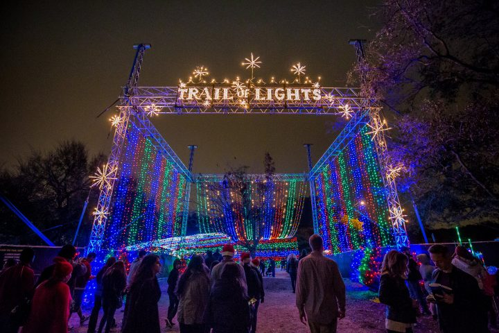 Austin's Trail of Lights