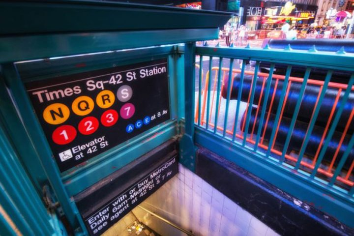 Navigating the New York City Subway System