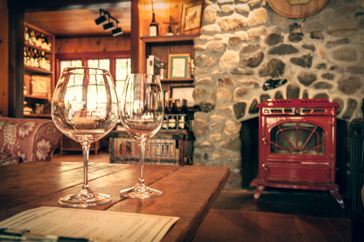 Photo courtesy of Failla Winery |Cozy Tasting Spots | Archer Hotel Napa
