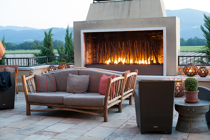 Photo courtesy of Round Pond Estate | Cozy Tasting Spots | Archer Hotel Napa