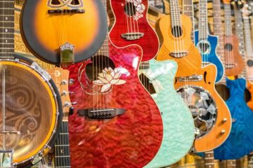 Wild About Music Guitars