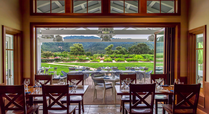 Photo courtesy of Brix | Most Romantic Spots in Napa | Archer Hotel Napa