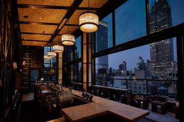 Spyglass at Archer Hotel New York | Most Romantic Spots in New York City