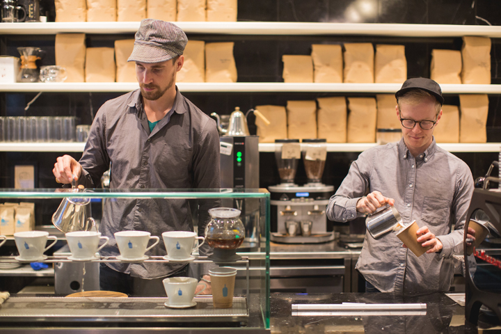 Photo courtesy of Alicia Cho | Best Local Coffee Shops in New York City | Archer Hotel New York