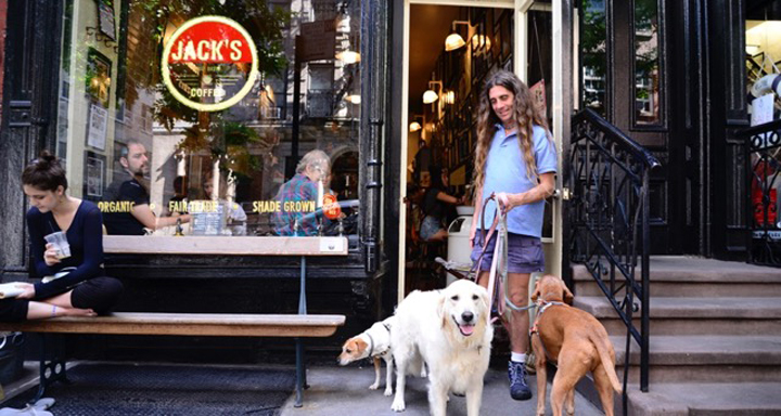 Photo courtesy of Jack's Stir Brew Coffee | The best local coffee shops in New York City | Archer Hotel New York