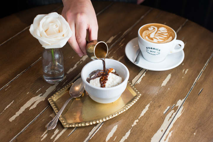Photo courtesy of Kobrick Coffee Co. | Best Local Coffee Shops in New York City | Archer Hotel New York