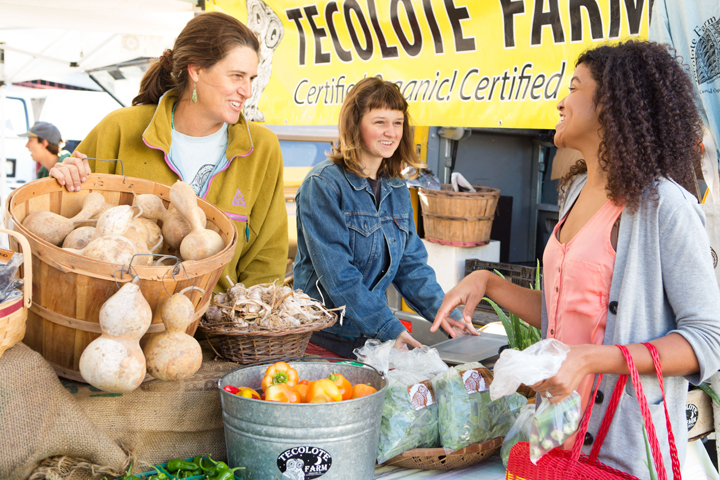 Photo courtesy of the Sustainable Food Center (SFC) Farmers' Market | 48 hours in Austin | Archer Hotel Austin