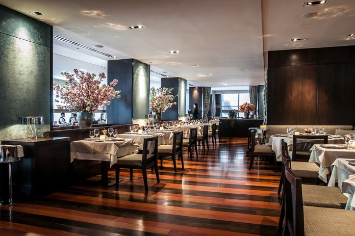 Photo courtesy of Ai Fiori/Altamerea Group, NYC | Romantic Dining in NYC | Archer Hotel New York