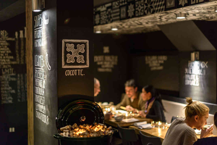 Photo courtesy of Cocotte | Romantic Dining in NYC | Archer Hotel Hew York