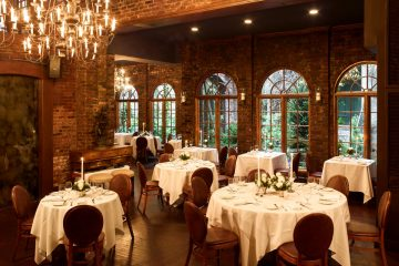 Photo courtesy of One If By Land, Two If By Sea | Romantic Dining in NYC | Archer Hotel New York