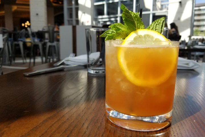 Recipe: Southern Bourbon Sour From Second Bar + Kitchen