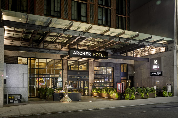 Archer Hotel New York | 7 Fun Facts About Archer