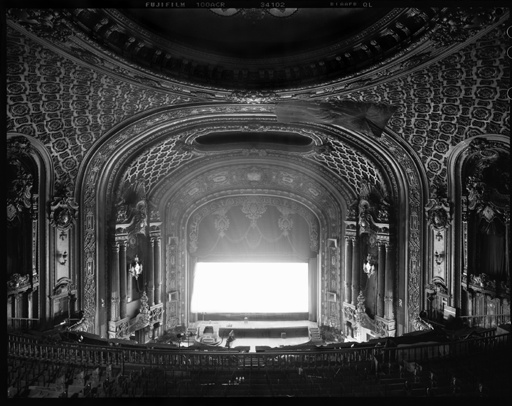 """The Loew's Jersey Theater in Jersey City"" by Fred R. Conrad — Archer Hotel Florham Park 