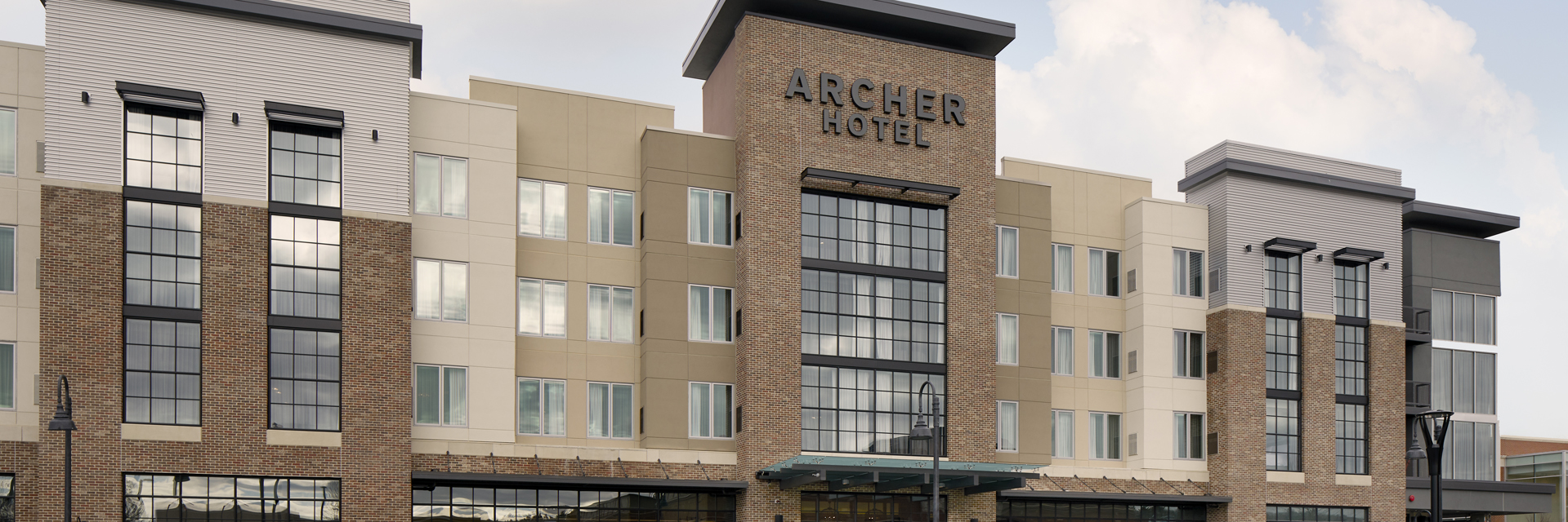 Welcome to Archer Hotel Burlington
