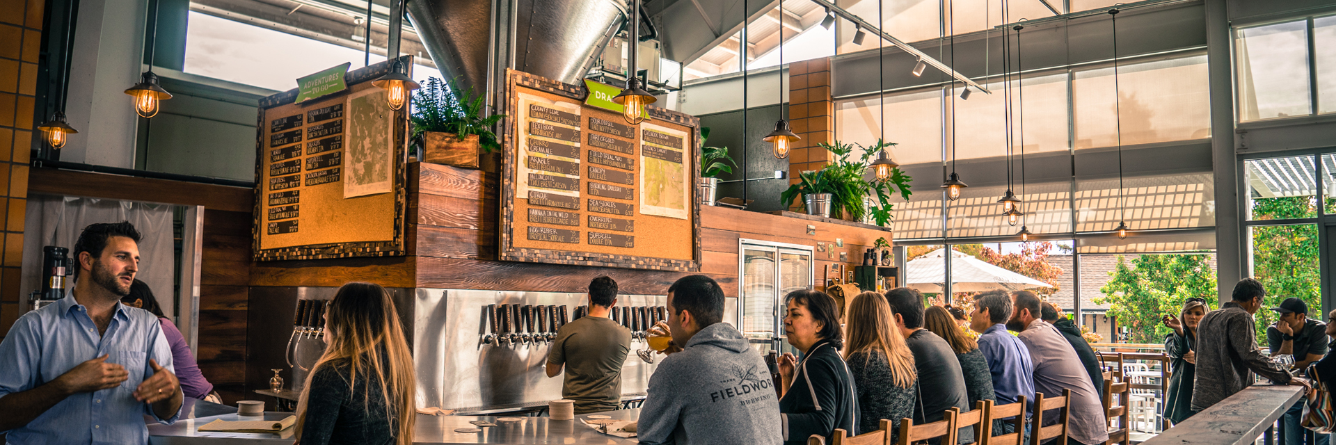 Fieldwork Brewing | Napa's Emerging Beer Scene | Archer Hotel Napa