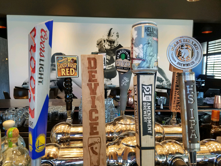 Photo courtesy of NapaSport | Napa's Emerging Beer Scene | Archer Hotel Napa