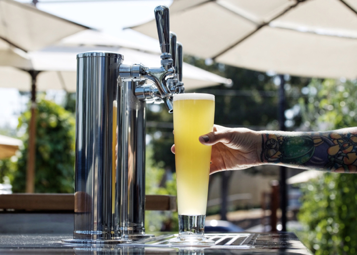 Photo courtesy of St. Clair Brown Winery & Brewery | Napa's Emerging Beer Scene | Archer Hotel Napa