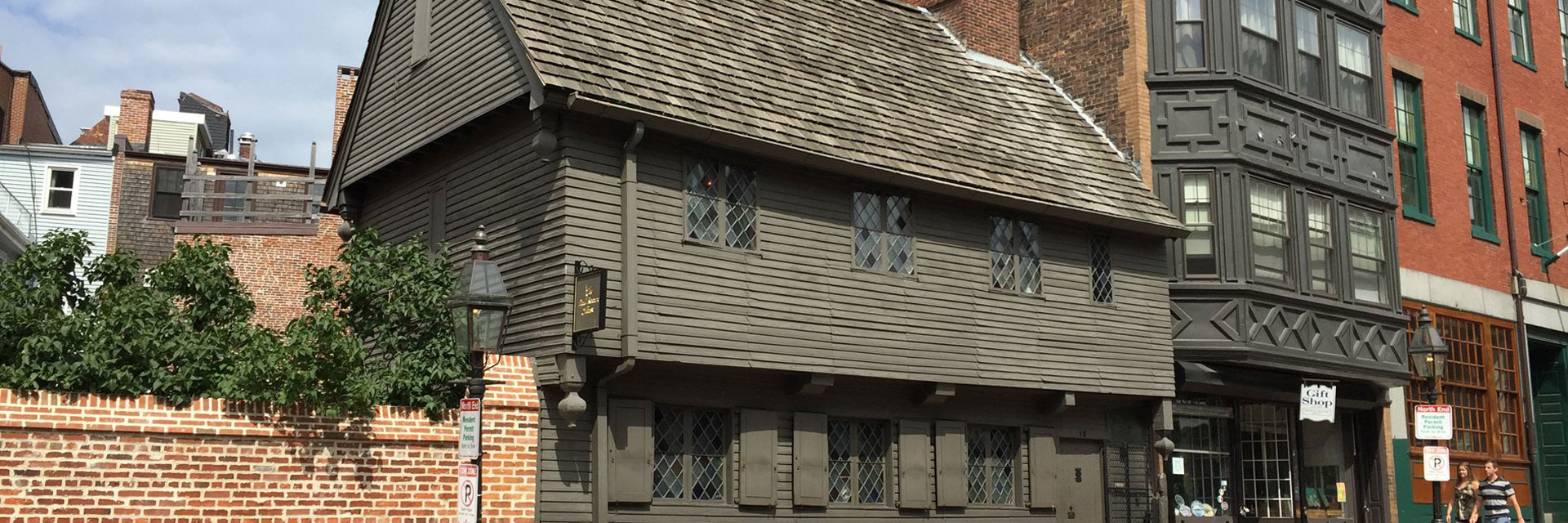 The Paul Revere House | Archer Hotel Burlington