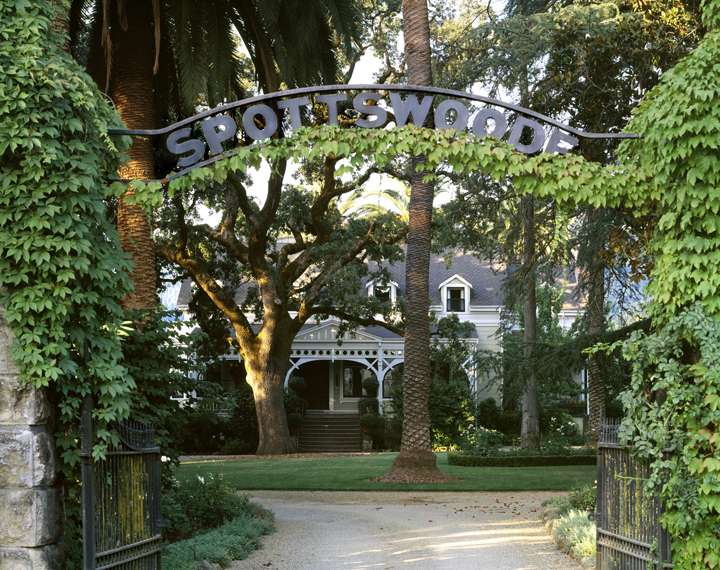Photo courtesy of Spottswoode Winery | Archer's Favorite Wine Country Wineries | Archer Hotel Napa