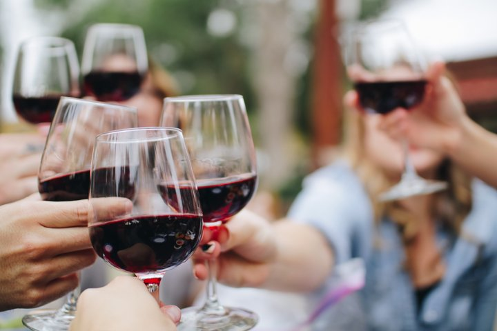 Photo courtesy of Kelsey Knight on Unsplash | Red Wine | Archer Hotel Napa