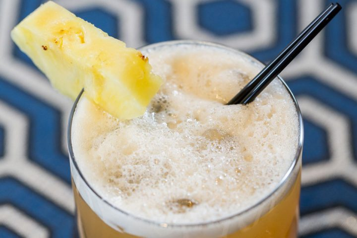 Recipe: Pineapple Punch From Charlie Palmer Group