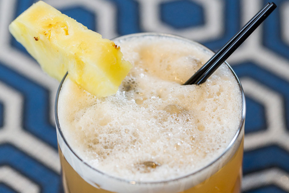 Charlie Palmer Group — Archer Hotel New York — Pineapple Punch | Recipe