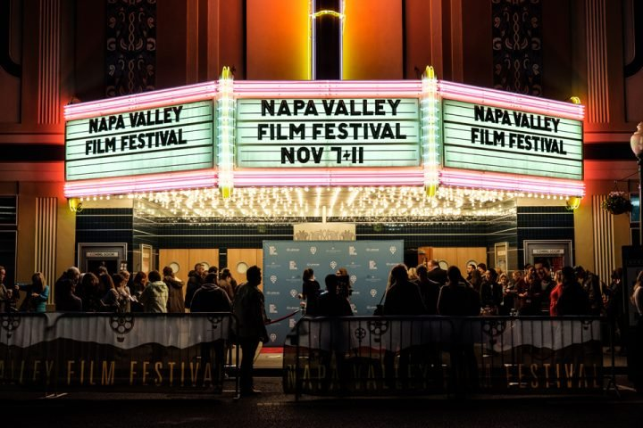 Archer + The Napa Valley Film Festival 2018