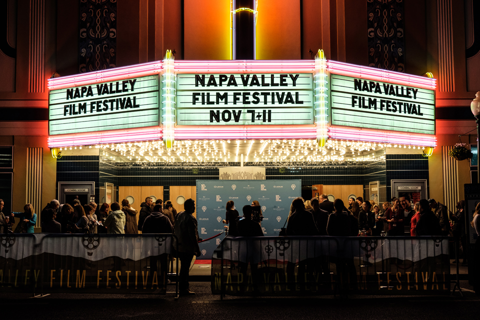 Archer + Napa Valley Film Festival 2018 | Archer Hotel Napa