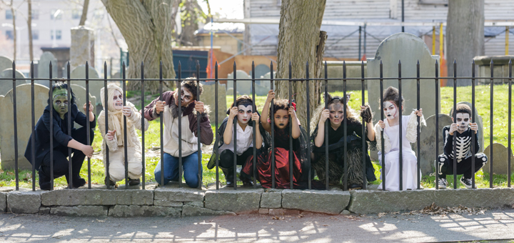 Annual Kids Costume Party & Cosplay Celebration — photo courtesy of John Andrews Photography | Salem Haunted Happenings