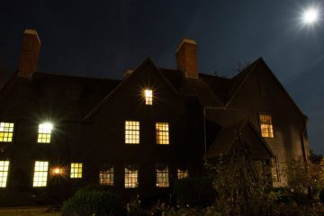 House of the Seven Gables — Salem MA— credit Jared Charney | More Salem Haunted Happenings