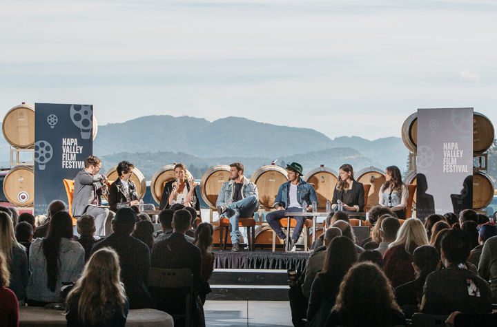 The NVFF Rising Star Showcase | Archer and Napa Valley Film Festival