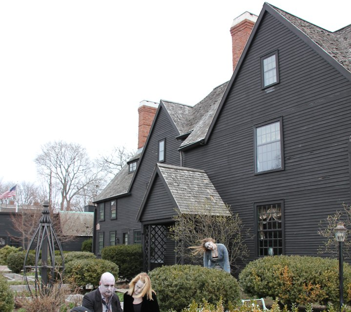 House of the Seven Gables — photo courtesy of John Andrews Photography | Salem Haunted Happenings