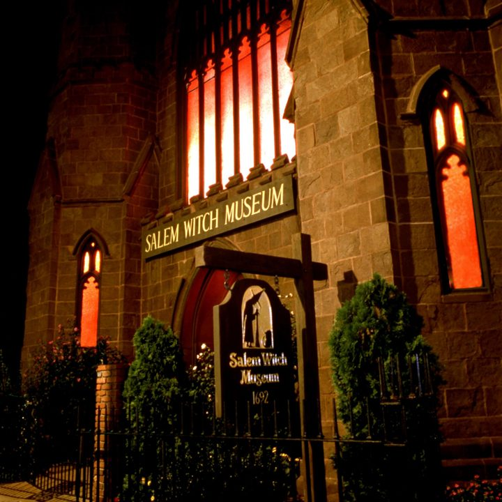 Salem Witch Museum — photo courtesy of Robert Duschenne | Salem Haunted Happenings