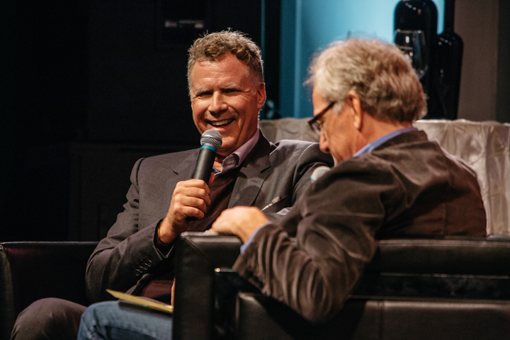 Will Ferrell at Napa Valley Film Festival 2017